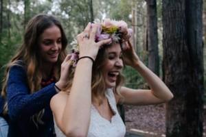 Photo #5: Wedding Videographer/ Elizabeth Baldwin Productions