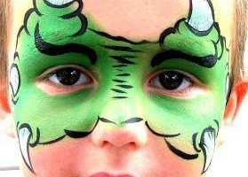 Photo #4: FACE PAINTING by Poca Doodles (BOOK NOW FOR DISCOUNT!)