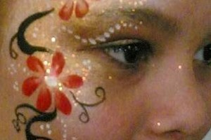 Photo #1: FACE PAINTING by Poca Doodles (BOOK NOW FOR DISCOUNT!)