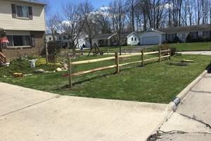 Photo #1: Custom fences, decks, sheds by Tony at T&R