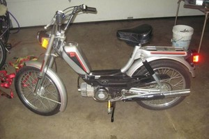 Photo #3: Cheap moped and scooter repair