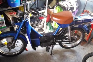Photo #4: Cheap moped and scooter repair