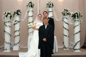Photo #2: ALWAYS & FOREVER CEREMONIES since 2006. Reverends Linda & Bob Presley
