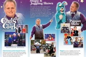 Photo #8: Magician FOR KIDS PARTIES - Chris Clark