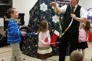 Photo #4: Magician FOR KIDS PARTIES - Chris Clark