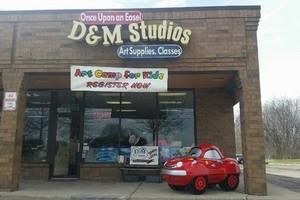 Photo #7: D & M Studios Summer Art Camps