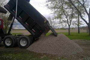 Photo #3: Stone Sand Topsoil Delivered