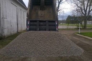 Photo #2: Stone Sand Topsoil Delivered