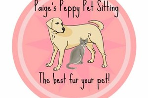Photo #7: Paige's Peppy Pet Sitting. Loving & Affordable Pet Sitter