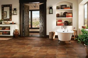 Photo #1: Johnston's Floor Covering - we bring the showroom to you!