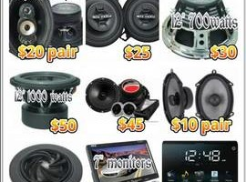 Photo #4: AGE CAR AUDIO for all your car electronics needs