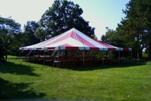 Photo #3: Renting Hog Roasting since 1985 - $125 + tents, tables, chairs
