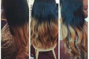 Photo #1: STYLES BY JORDANA. $50 Partial SEWINS
