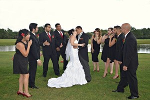 Photo #7: WEDDING PHOTOGRAPHY: INTERNET SPECIAL - $650