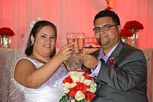 Photo #5: WEDDING PHOTOGRAPHY: INTERNET SPECIAL - $650