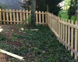 Photo #5: Martin's professional fence installatios and Repairs