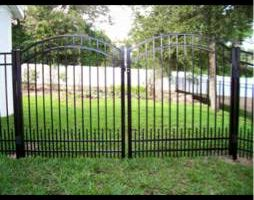 Photo #1: Martin's professional fence installatios and Repairs