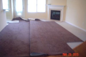Photo #20: Terry's Flooring. CARPET & FLOORING INSTALLS