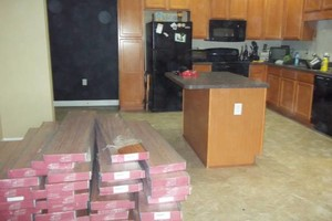 Photo #14: Terry's Flooring. CARPET & FLOORING INSTALLS