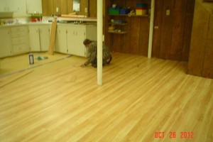 Photo #12: Terry's Flooring. CARPET & FLOORING INSTALLS
