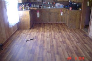 Photo #6: Terry's Flooring. CARPET & FLOORING INSTALLS