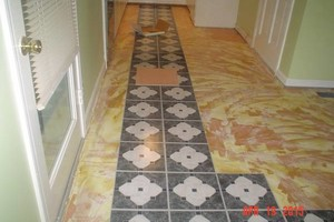 Photo #5: Terry's Flooring. CARPET & FLOORING INSTALLS