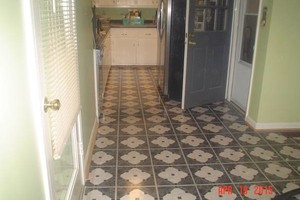 Photo #4: Terry's Flooring. CARPET & FLOORING INSTALLS