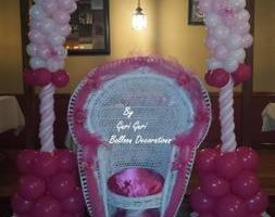 Photo #7: Guri Guri Balloon Decorations