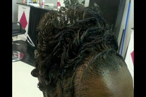 Photo #2: Healthy Hair Stylist. Supa Star! Bonita