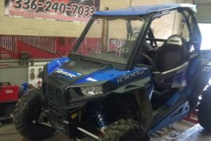 Photo #2: Atv/Utv frame & collision repair