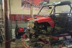 Photo #1: Atv/Utv frame & collision repair