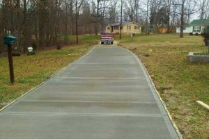 Photo #17: TEAGUES CONCRETE - SIDEWALKS, DRIVEWAYS, PATIOS, SLABS ETC...