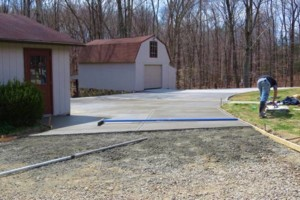 Photo #14: TEAGUES CONCRETE - SIDEWALKS, DRIVEWAYS, PATIOS, SLABS ETC...