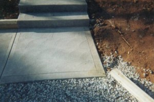 Photo #13: TEAGUES CONCRETE - SIDEWALKS, DRIVEWAYS, PATIOS, SLABS ETC...