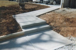 Photo #12: TEAGUES CONCRETE - SIDEWALKS, DRIVEWAYS, PATIOS, SLABS ETC...