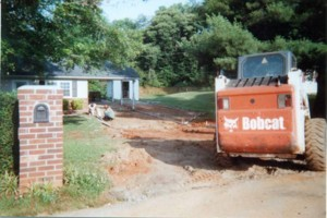Photo #11: TEAGUES CONCRETE - SIDEWALKS, DRIVEWAYS, PATIOS, SLABS ETC...