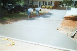 Photo #10: TEAGUES CONCRETE - SIDEWALKS, DRIVEWAYS, PATIOS, SLABS ETC...