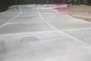 Photo #9: TEAGUES CONCRETE - SIDEWALKS, DRIVEWAYS, PATIOS, SLABS ETC...