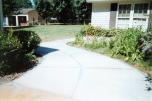 Photo #8: TEAGUES CONCRETE - SIDEWALKS, DRIVEWAYS, PATIOS, SLABS ETC...