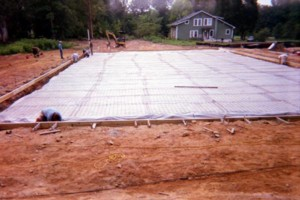 Photo #5: TEAGUES CONCRETE - SIDEWALKS, DRIVEWAYS, PATIOS, SLABS ETC...