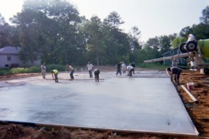 Photo #4: TEAGUES CONCRETE - SIDEWALKS, DRIVEWAYS, PATIOS, SLABS ETC...