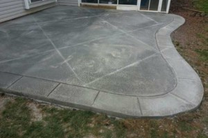 Photo #1: TEAGUES CONCRETE - SIDEWALKS, DRIVEWAYS, PATIOS, SLABS ETC...