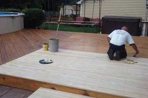 Photo #15: Home Improvements/carpentry work for you $25