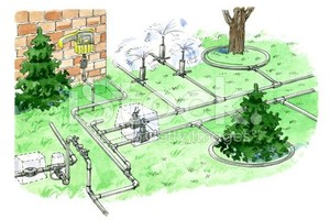 Photo #1: Irrigation System Specializes by Vida