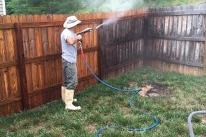 Photo #6: PRESSURE WASHING/GUTTER CLEAN OUT/WINDOW CLEANING