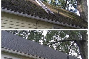 Photo #1: PRESSURE WASHING/GUTTER CLEAN OUT/WINDOW CLEANING