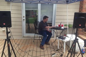 Photo #1: Mobile DJ for Gatherings/parties/receptions only $100-$200