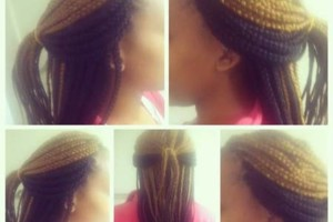 Photo #6: Braids $100/sewins $75 Appointments available
