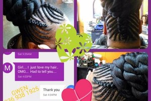 Photo #3: Hairomatherapie - let me bring your hair back to life!