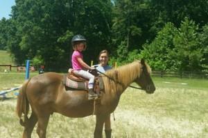Photo #8: Autumn Sun Stables. Horseback Riding Lessons